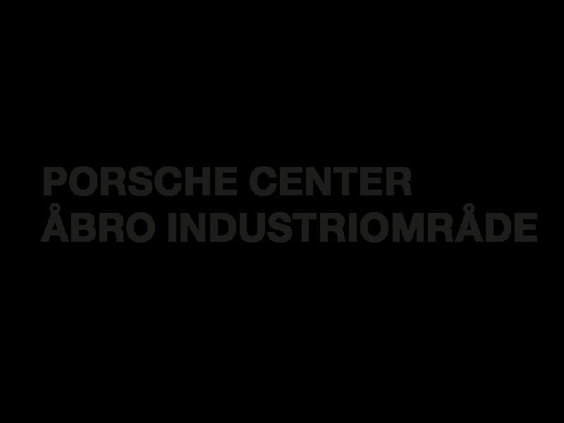 Porsche Center Åbro industriområde