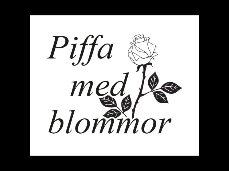 Piffa Med Blommor